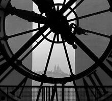 Horloge D'Orsay by K-Broo