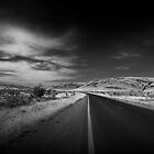 Newman to Port Hedland Road by Stuart  Hardy