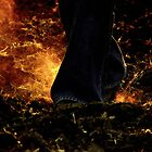 """Steps"" on ""FIRE"" by shailraj28"