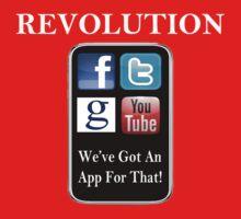 Revolution - We've Got An App For That! Kids Clothes