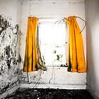 abandoned room 1 by Ciaran  Duignan