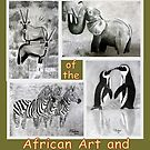 Banner entry for African Art & Photography by Pieta Pieterse