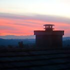 Rooftop Sunset by Cleber Photography Design