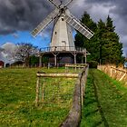 Woodchurch Windmill by JMHPhotography