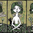 Absinthe, Incense &amp; Peppermint by Anita Inverarity