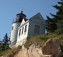 Bass Harbor Head Lighthouse by brewdaddy102