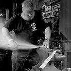 Blacksmithing by Photo-Bob