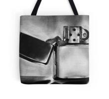 Zippo Lighter Tote Bag