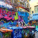 Hosier Lane by MiniMumma