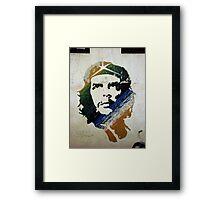 Che Guevara, Cuba Framed Print