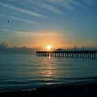 Juno Beach Sunrise by patti4glory