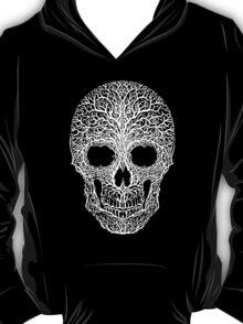 Anthropomorph I (white on black) T-Shirt
