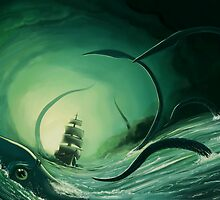 Kraken by Chris-Garrett