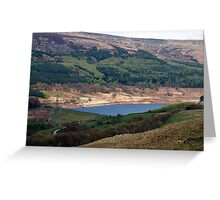 Goyt Valley Greeting Card