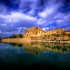 Palma de Mallorca in HDR by Luke Griffin