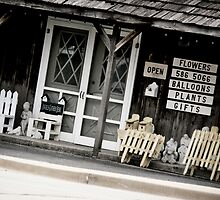 Mahomet, IL Village Shoppe by AngS