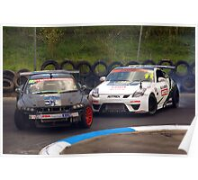 The Art of Drifting Poster