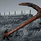 Lytham Anchor by Darren Kitchen