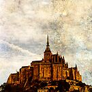 Mont Saint Michel, France by buttonpresser