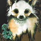 Brooklyn's sweet dog., by RubyandWolf
