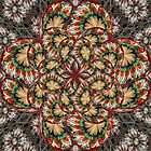 Splits elliptic Flower by innacas