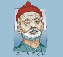 Steve Zissou by tmhoran
