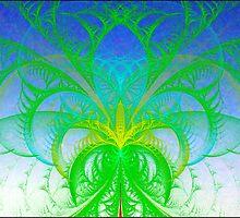 Elliptic Splits Palm Tree  (UF0135) by barrowda