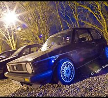 MK1 Golf On BBS by Adam Kennedy