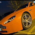 Aston Martin Vantage by Adam Kennedy