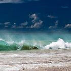 Crashing waves - Boa Vista by Phil Hammond