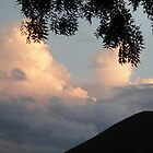 View the silhouette hill by islefox