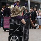 Street Entertainment by JacquiK