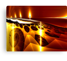 I Hold a Flame for You Canvas Print