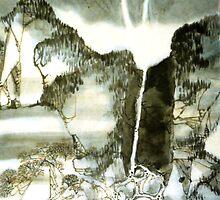 Dreamy Landscape by bettymmwong