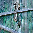 Green Door by Joe Jennelle