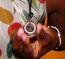 Remembering The Haiti Earthquake Pendant by Sweetannie4u
