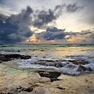 Stormy Horizons - Cocos (Keeling) Islands by Karen Willshaw