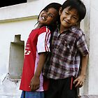 Cambodian children series #4 by PriscillaSiew
