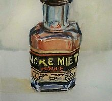 Vintage Ink by Carlos Solorza