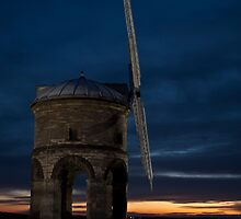 Chesterton Windmill by BSRPhotography