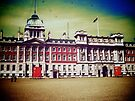 Horse Guards Parade by Lisa Hafey