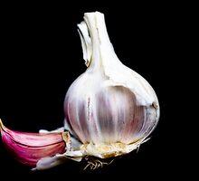 Garlic by Lynne Morris