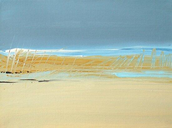 winter coast by Iris Lehnhardt