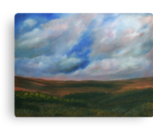Edge of Dawn Canvas Print