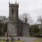St. Peter's Church,,Ennisnag,Stoneyford,Co.Kilkenny,Ireland. by Pat Duggan