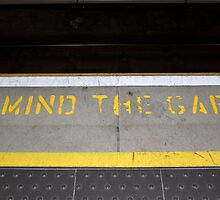 mind the gap by keki
