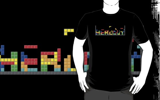 Tetris HeadOut by HeadOut