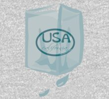 usa california ice cube tshirt by rogers bros by usala