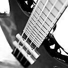 Ibanez Bass Guitar by Luke Johnson