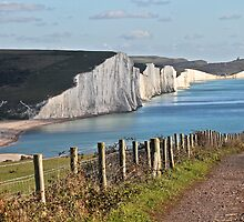 Cuckmere Haven, East Sussex, UK by gillg